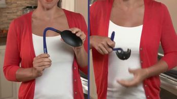 Bendies TV Spot, 'The All-New Incredible, Bendable Cooking Utensils'