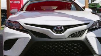 Toyota Toyotafest TV Spot, '2018 Camry: This Is What I'm Looking For' [T2] - Thumbnail 4