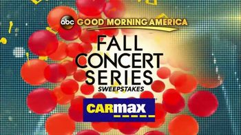 ABC Fall Concert Series Sweepstakes TV Spot, 'Live on GMA' - Thumbnail 9