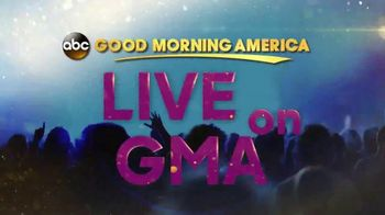 ABC Fall Concert Series Sweepstakes TV Spot, 'Live on GMA' - Thumbnail 6