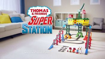 Thomas & Friends Super Station TV Spot, 'Never Seen Anything Like This' - Thumbnail 10
