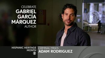 Hispanic Heritage Month: Márquez thumbnail