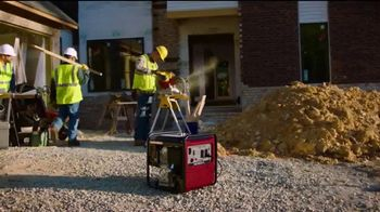 Honda Generators Savings Sale-abration Event TV Spot, 'Time to Celebrate'