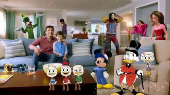 DisneyNOW TV Spot, 'Open Up Awesome'