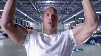 Ford Big Tire Event TV Spot, 'We're Strong' Featuring Dwayne Johnson - Thumbnail 1