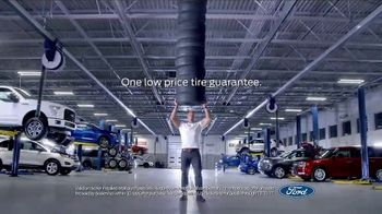 Ford Big Tire Event TV Spot, 'We're Strong' Featuring Dwayne Johnson - Thumbnail 4