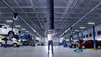 Ford Big Tire Event TV Spot, 'We're Strong' Featuring Dwayne Johnson - Thumbnail 6