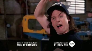 Pluto TV TV Spot, 'Free TV Is Here'