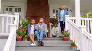 Consumer Cellular TV Spot, 'Porch: Plans $15 a Month' - Thumbnail 1