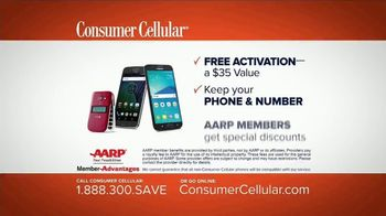 Consumer Cellular TV Spot, 'Porch: Plans $15 a Month' - Thumbnail 8