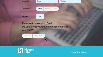 Haven Life TV Spot, 'Actually Simple' - Thumbnail 4