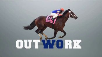 WinStar Farm, LLC TV Spot, 'Outwork' Featuring Mike Repole - 4 commercial airings
