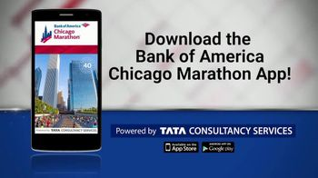 Bank of America 2017 Chicago Marathon App TV Spot, 'Packed' - Thumbnail 1