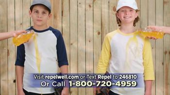 Repel Well TV Spot, 'Keep Damage Away'