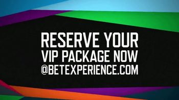 2018 BET Experience TV Spot, 'VIP Package' - Thumbnail 10