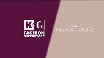 K&G Evento Moda de Otoño TV Spot, 'Estilos para caballeros' [Spanish] - Thumbnail 1