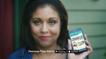 Flipp TV Spot, 'Ella usa Flipp' [Spanish]