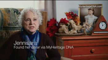 MyHeritage DNA Columbus Day Sale TV Spot, 'Sisters Reunited' - Thumbnail 3
