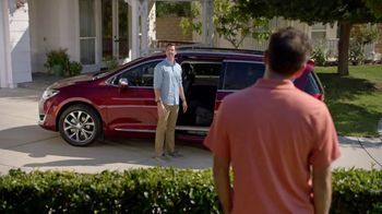 2017 Chrysler Pacifica TV Spot, 'Envy' [T1] - 1280 commercial airings