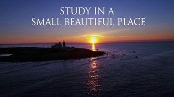 University of Rhode Island TV Spot, 'Make a Difference' - Thumbnail 1