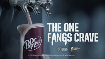 Dr Pepper TV Spot, 'College Football: Drinkula' - Thumbnail 8
