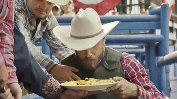 Giovanni Rana Mushroom Ravioli TV Spot, 'Rodeo' - Thumbnail 3