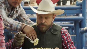 Giovanni Rana Mushroom Ravioli TV Spot, 'Rodeo' - Thumbnail 4