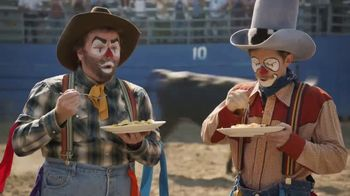 Giovanni Rana Mushroom Ravioli TV Spot, 'Rodeo' - Thumbnail 7