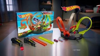 Hot Wheels Roto Revolution TV Spot, 'Challenge Your Friends' - Thumbnail 9