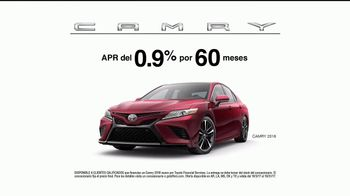 2018 Toyota Camry TV Spot, 'Despampanante' [Spanish] [T2] - Thumbnail 7