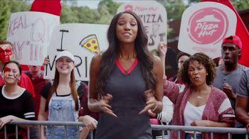 Pizza Hut Rewards TV Spot, 'ESPN: Free Pizza Faster' Featuring Maria Taylor - Thumbnail 1