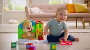 First Words Puppy TV Spot, 'Interactive Blocks' - Thumbnail 1
