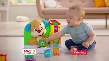 First Words Puppy TV Spot, \'Interactive Blocks\'