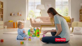 First Words Puppy TV Spot, 'Interactive Blocks' - Thumbnail 6