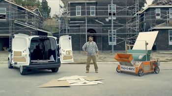 2017 Mercedes-Benz Metris TV Spot, 'Hauls More' - Thumbnail 4