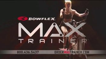 Bowflex Max Trainer TV Spot, \'No Time to Workout?\'