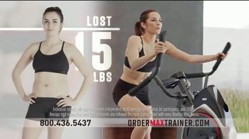 Bowflex Max Trainer TV Spot, 'No Time to Workout?' - Thumbnail 4