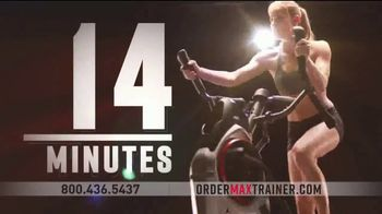 Bowflex Max Trainer TV Spot, 'No Time to Workout?' - Thumbnail 6