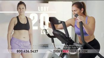 Bowflex Max Trainer TV Spot, 'No Time to Workout?' - Thumbnail 9