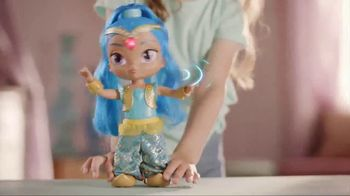 Shimmer and Shine Genie Dance Dolls TV Spot, 'You Make the Moves' - Thumbnail 6