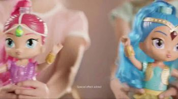 Shimmer and Shine Genie Dance Dolls TV Spot, 'You Make the Moves' - Thumbnail 7