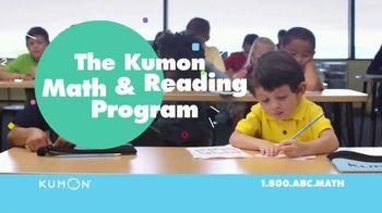 Kumon Math and Reading Program TV Spot, 'Academic Advantage' - Thumbnail 4