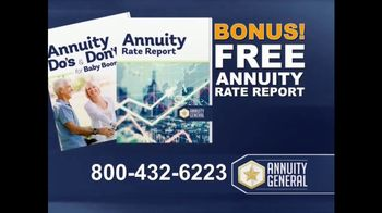 Annuity General TV Spot, 'Maximize Retirement Income' - Thumbnail 5