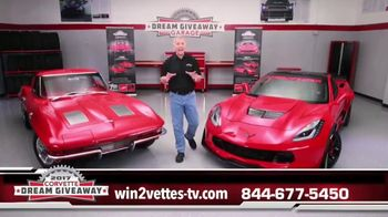 2017 Corvette Dream Giveaway TV Spot, 'Celebrating 10 Years!'