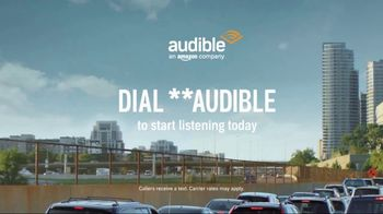 Audible.com TV Spot, 'Ride With Audible: Affirmation' - Thumbnail 10