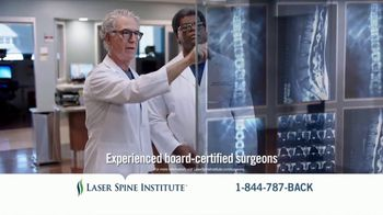 Laser Spine Institute TV Spot, 'Janet' - Thumbnail 5