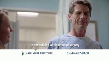 Laser Spine Institute TV Spot, 'Janet' - Thumbnail 6