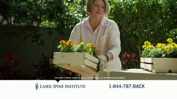 Laser Spine Institute TV Spot, 'Janet' - Thumbnail 8