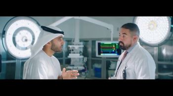 Abu Dhabi TV Spot, 'Cleveland Clinic: Our Guest' - Thumbnail 7