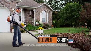 STIHL TV Spot, 'Real People: Backpack Blowers' - Thumbnail 6